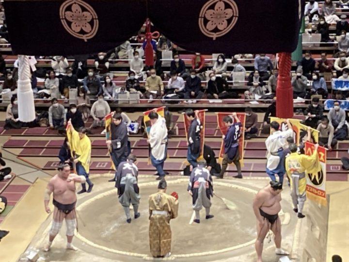 大相撲は神事だけど上手にイベントにしちゃったなぁ〜